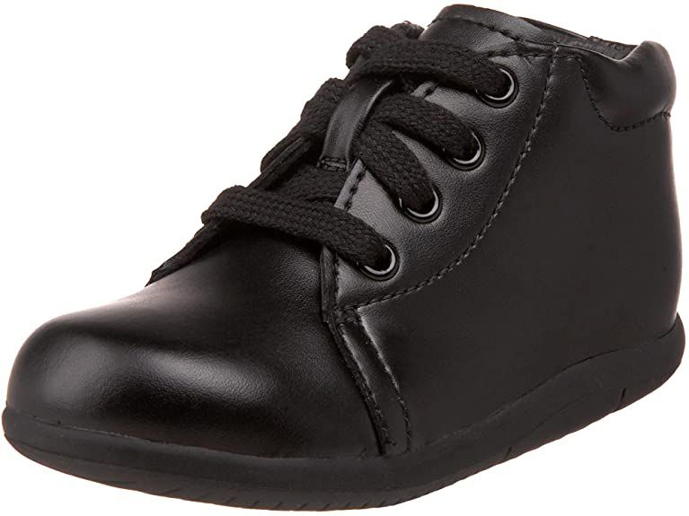 Stride Rite SRT Baby and Toddler Boy's Elliot Leather Sneaker