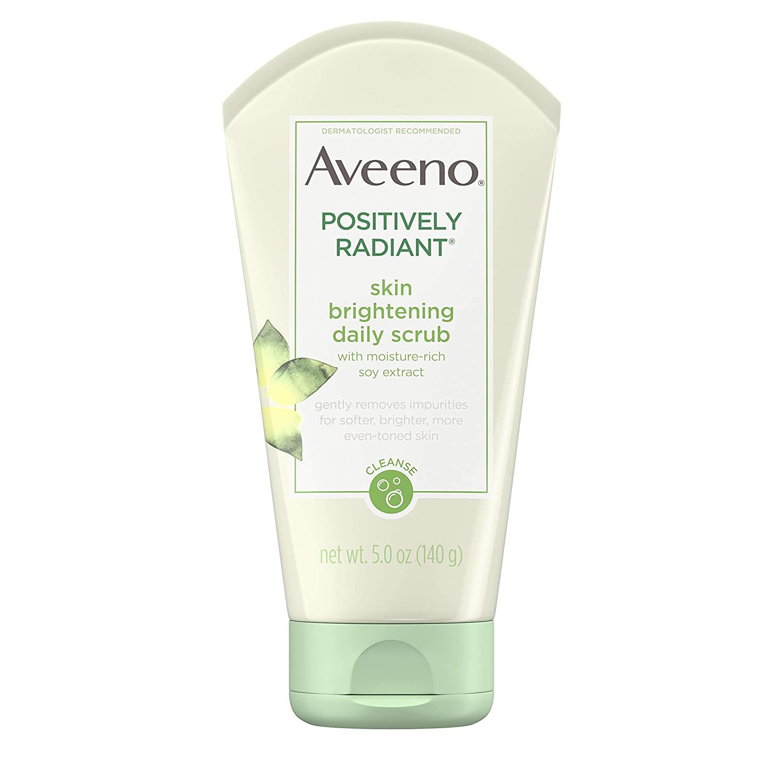 Aveeno Positively Radiant Skin Brightening Daily ScrubAveeno Positively Radiant Skin Brightening Daily Scrub