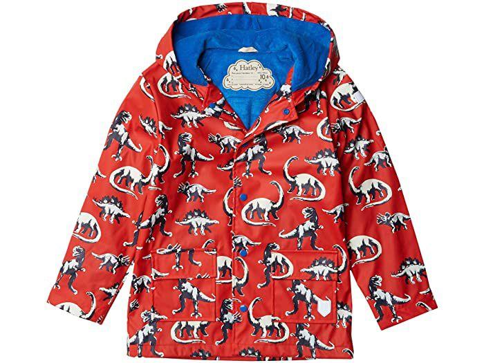 Hatley Color Changing Baby Raincoat