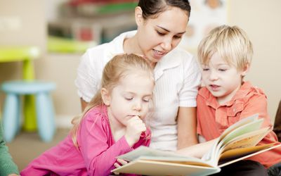 Child care - Christopher Futcher - E Plus - GettyImages-157726989