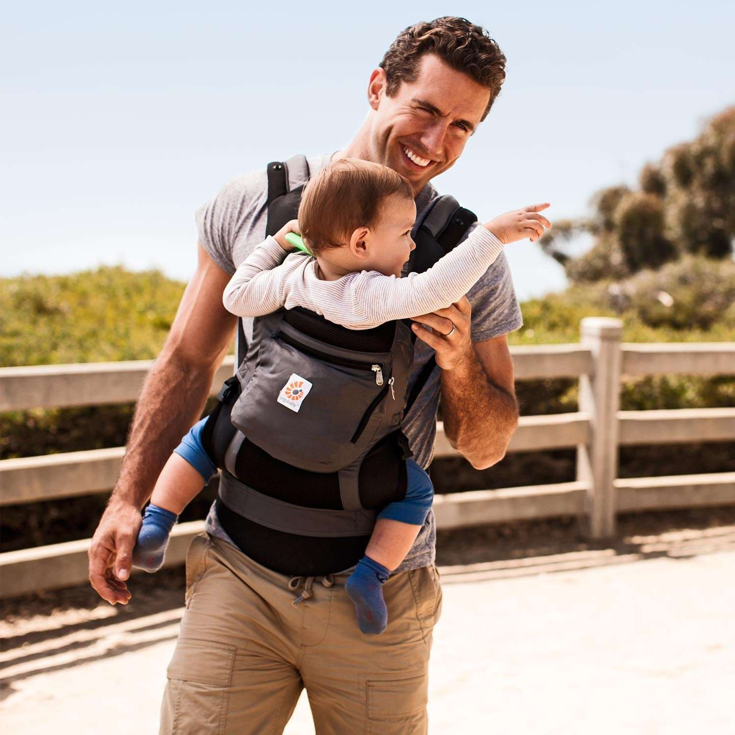 f223b516bb4 Best Moisture Wicking  Ergo Performance Baby Carrier
