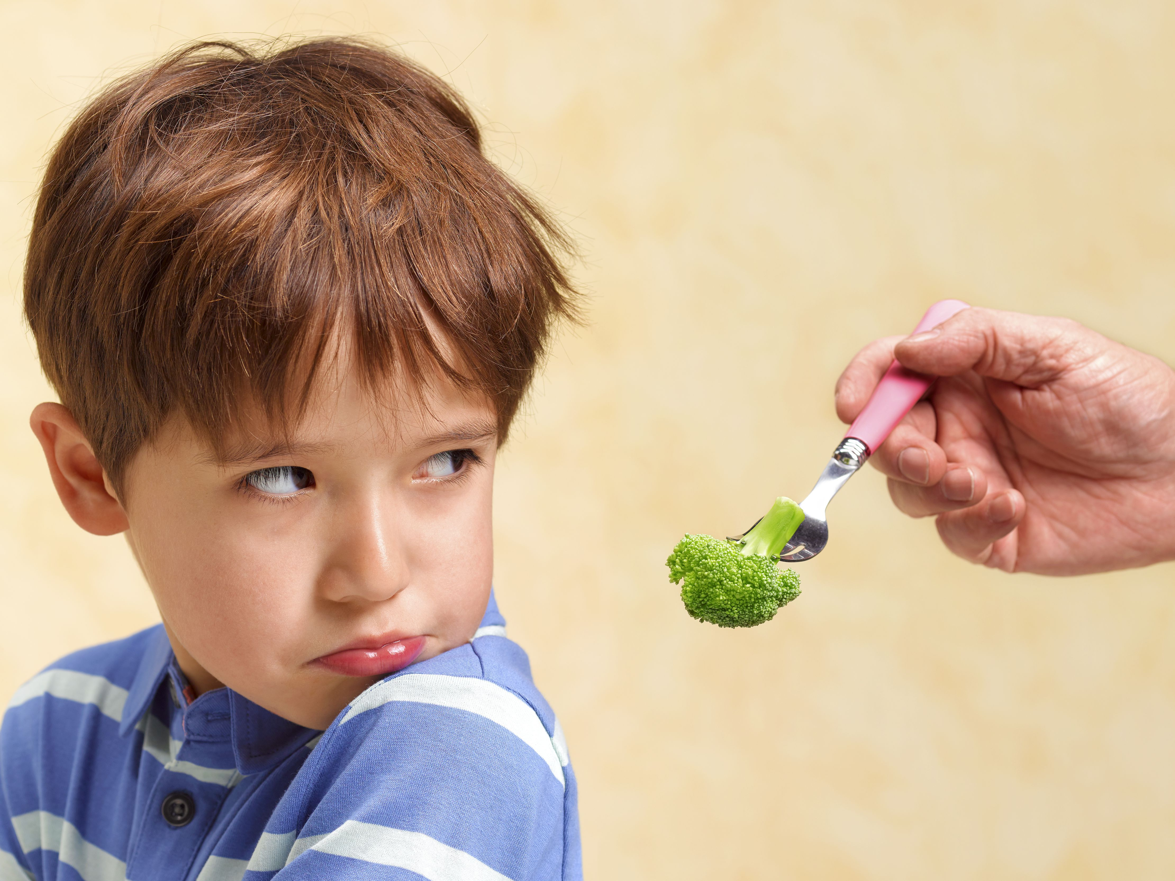 Getting Kids to Eat More Vegetables