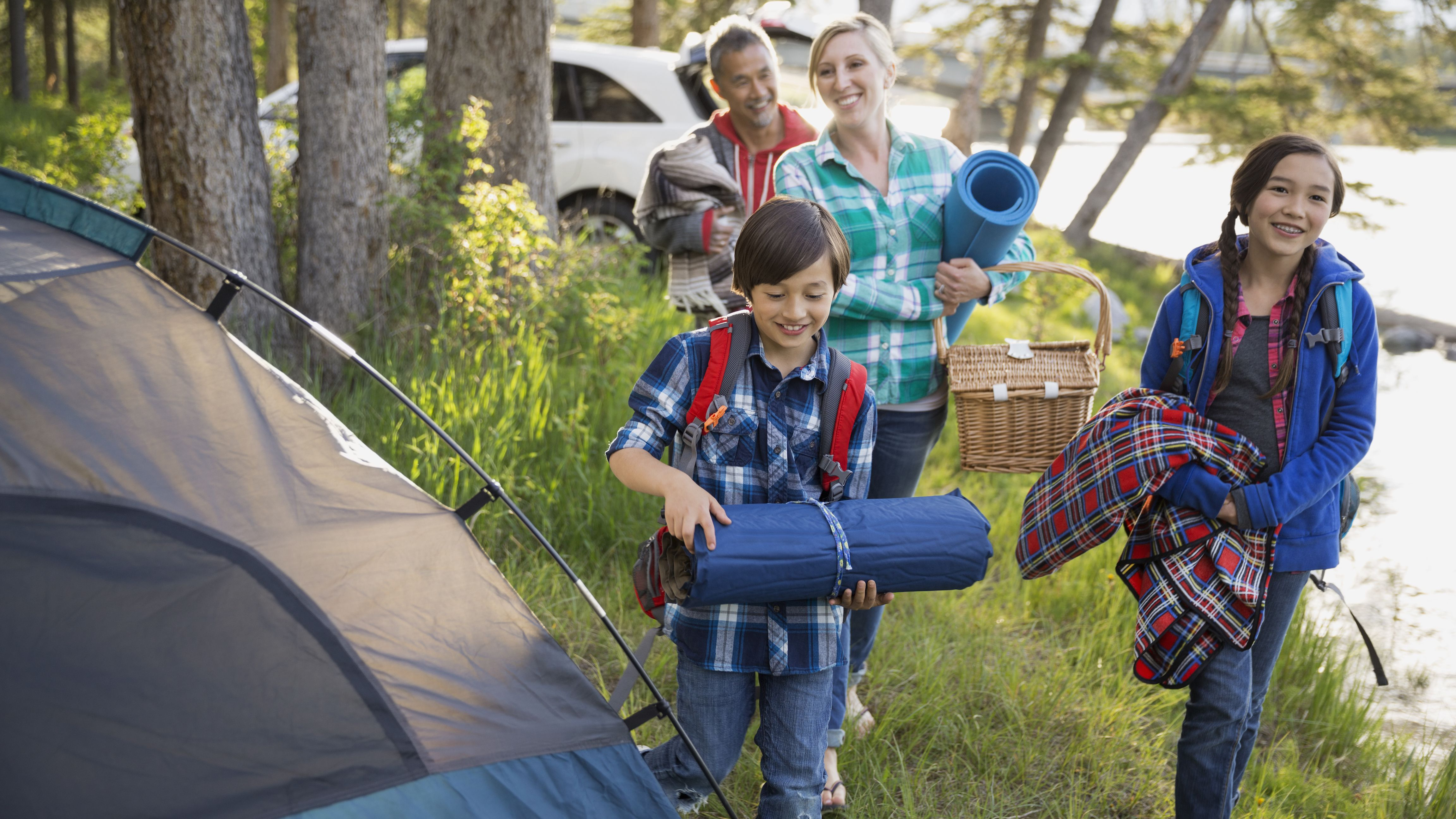 How to Plan a Successful Family Camping Trip