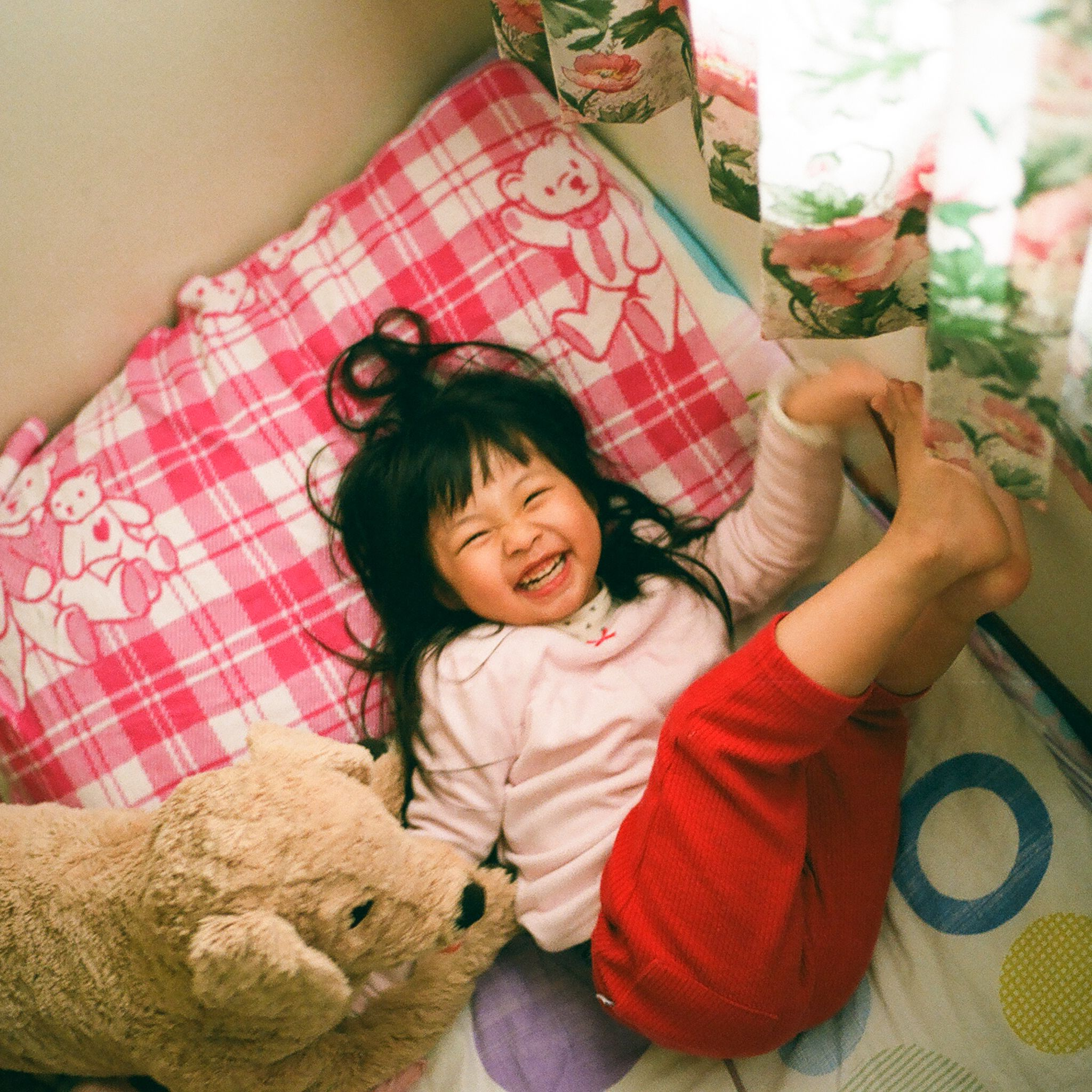 Bedtime Meltdowns and Getting Your Toddler to Sleep