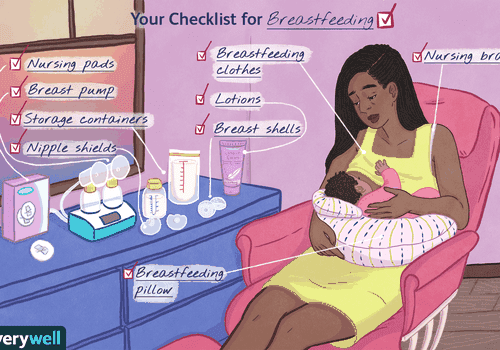 Your Checklist for Breastfeeding
