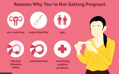 Irregular Periods: How to Get Pregnant + Infertility