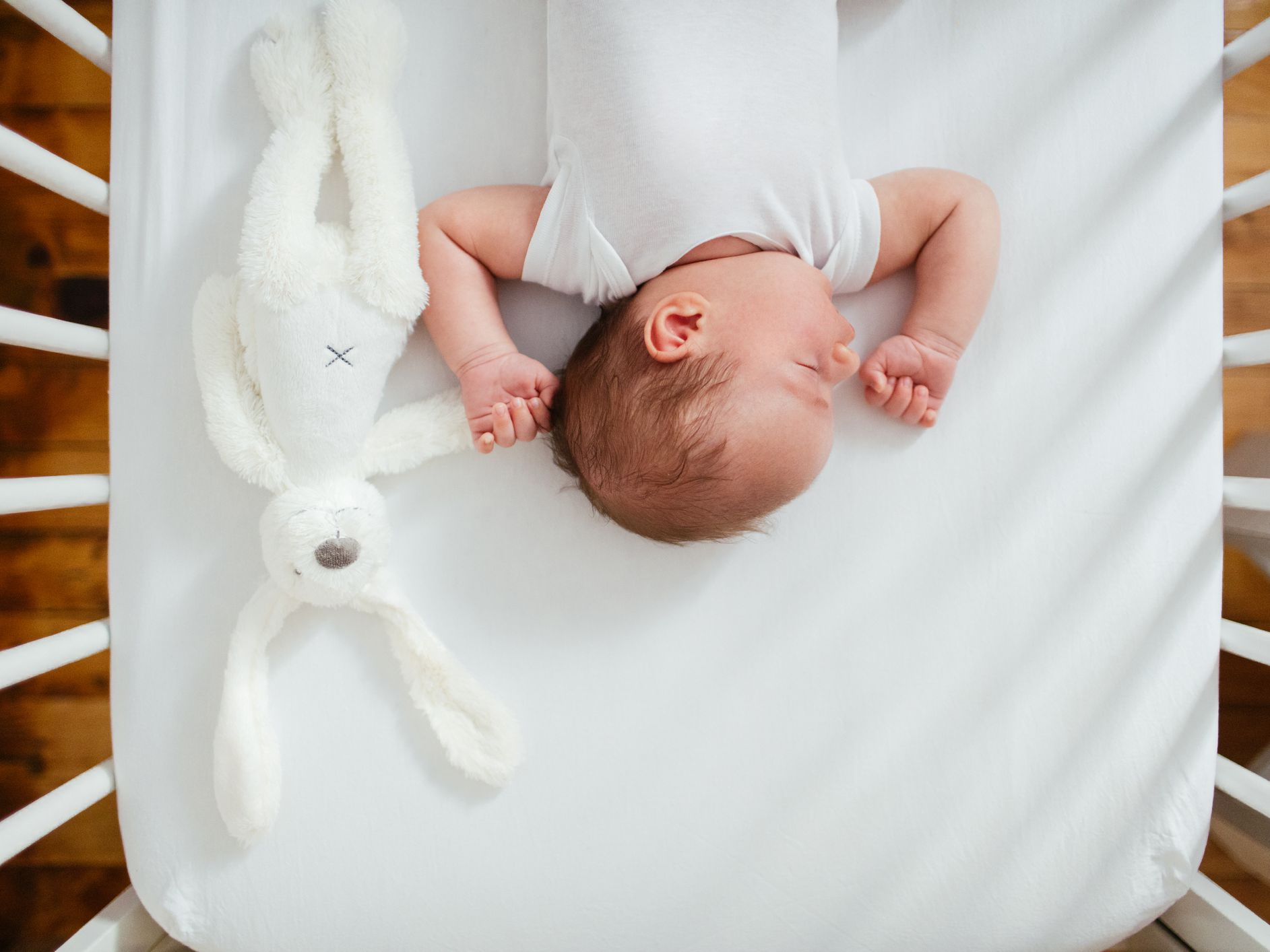 The Safest Baby Sleeping Positions