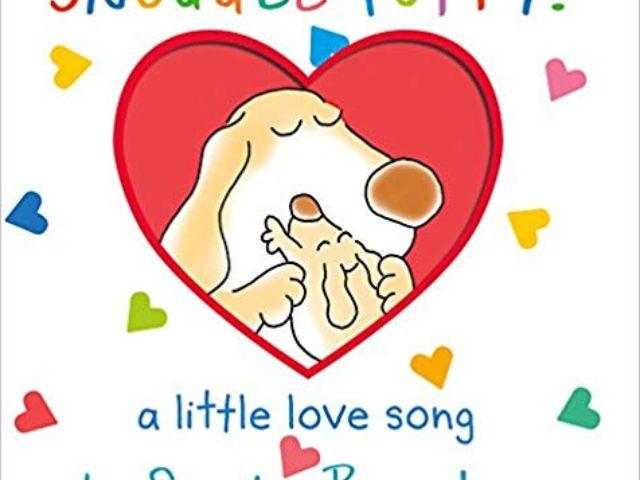 Baby Bib I Love Books heart