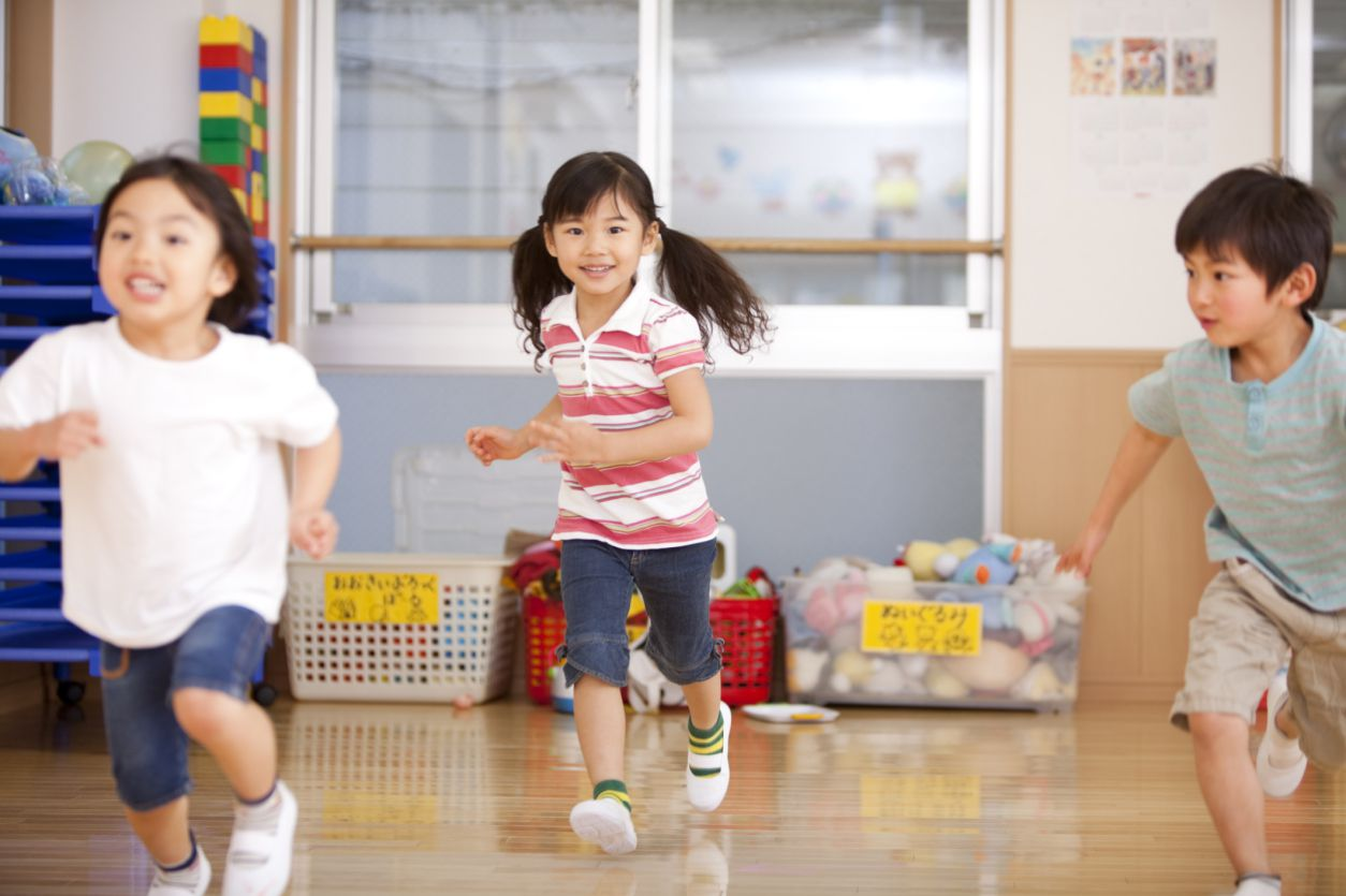 Locomotor skills and physical activity for kids.
