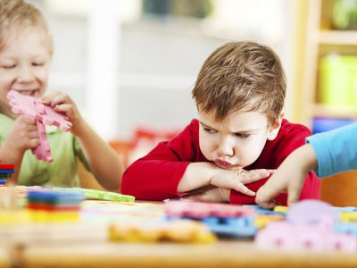 Prevent temper tantrums before they start.