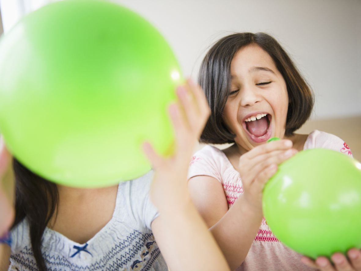 12 Beach Ball And Balloon Games For Kids