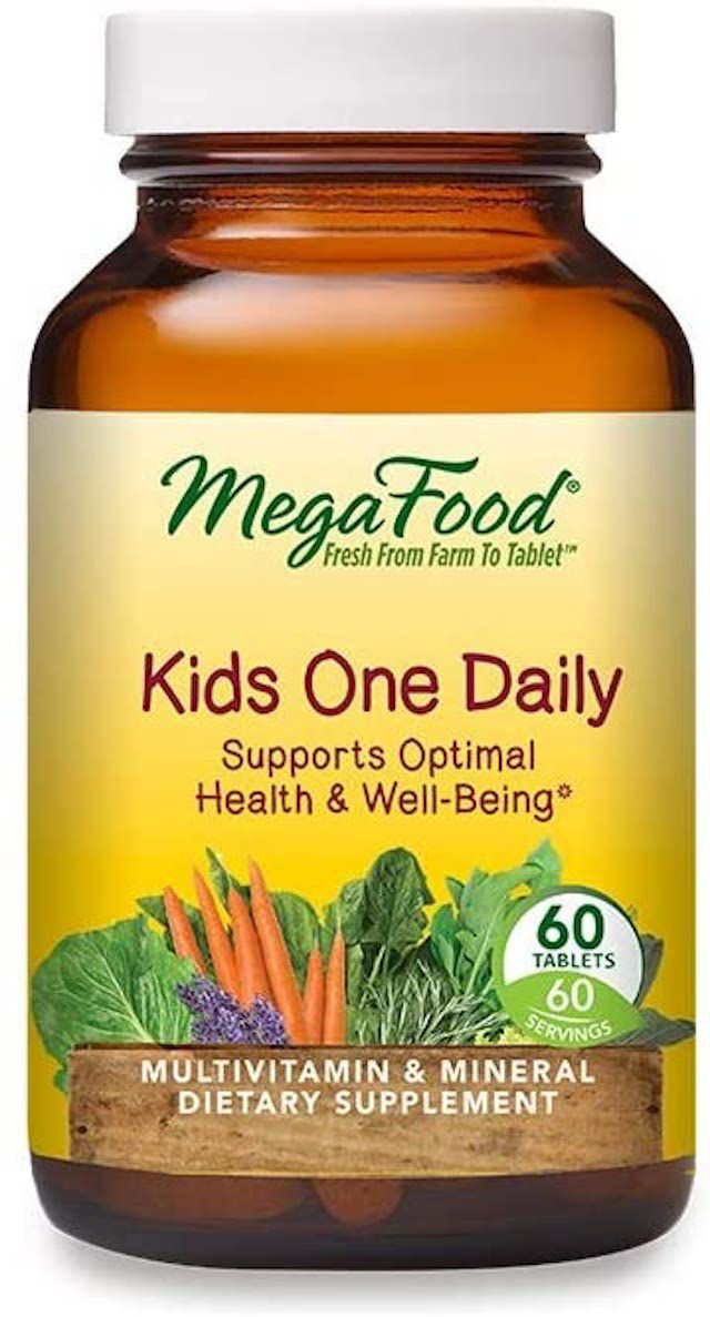 MegaFood Kids One Daily Multivitamin