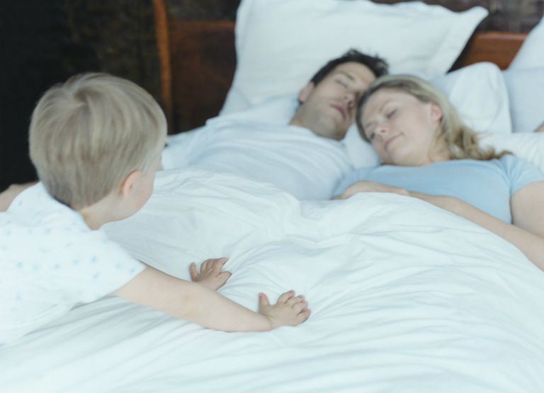 How working parents can cope with an early riser