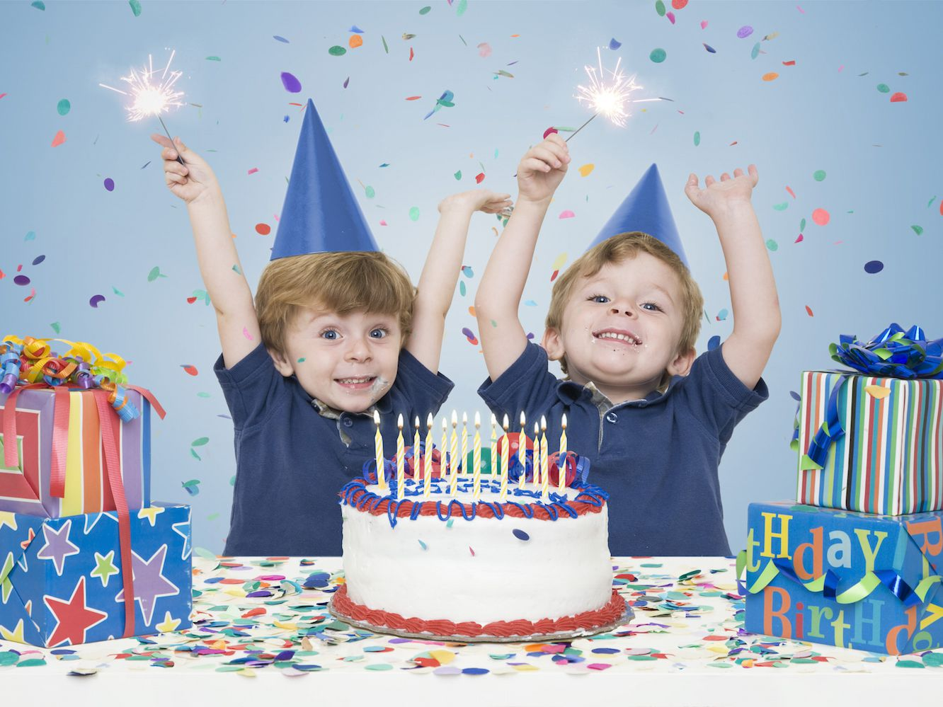 Pleasing Celebrating Birthdays With Twins And Multiples Personalised Birthday Cards Veneteletsinfo