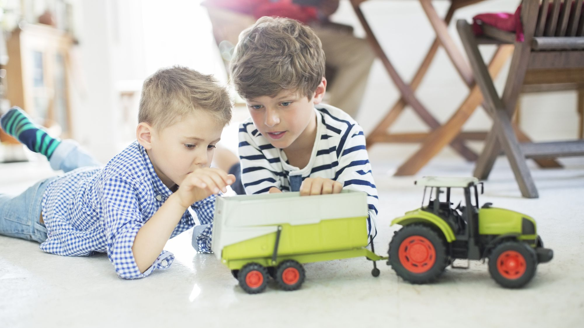 Teaching Kids to Share Their Toys