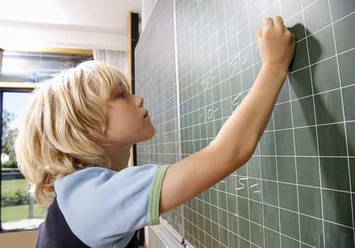 Math anxiety in kids