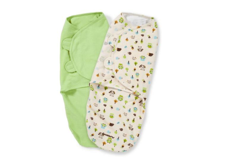 Summer Infant SwaddleMe Adjustable Infant Wrap