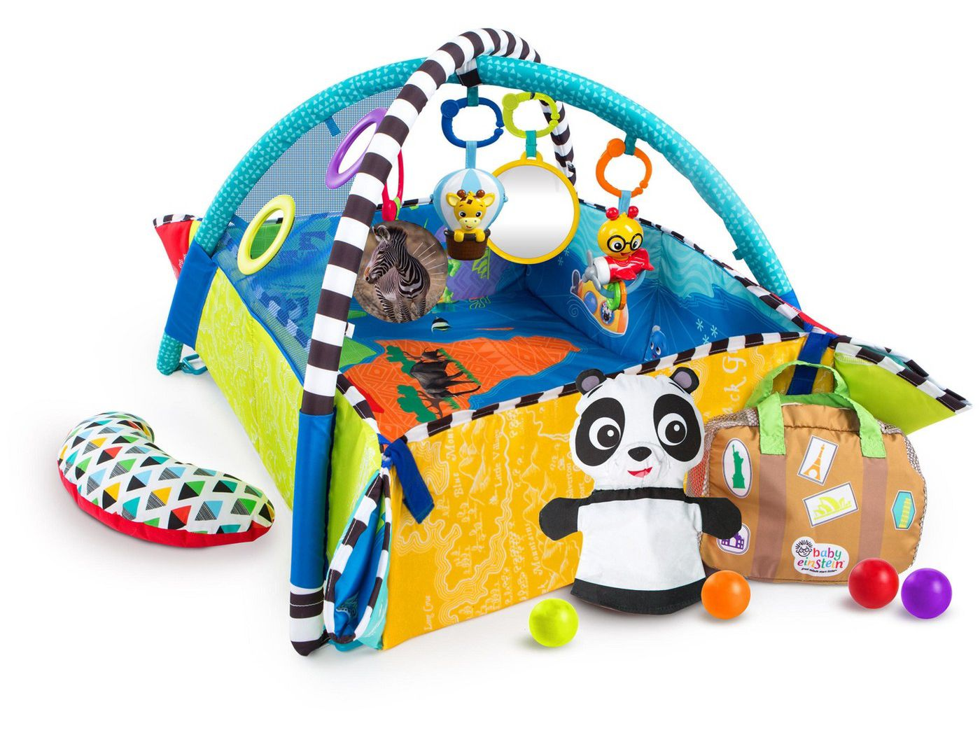 Sensory Toy Baby Floor Mirror Toy For Baby Toddler Play /& Self-Discovery