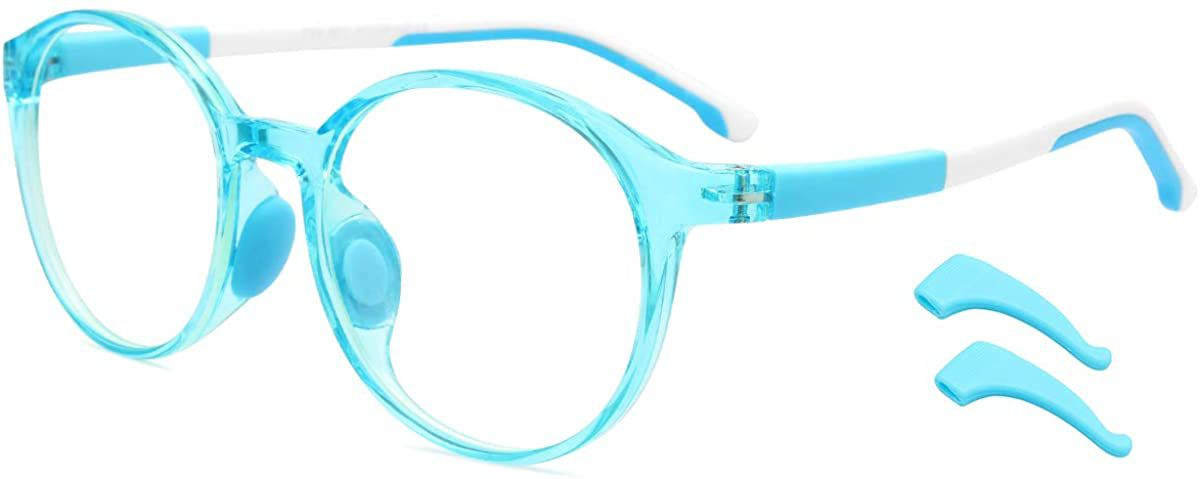 livho Kids Blue Light Blocking Glasses