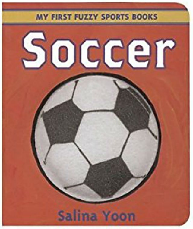 My First Fuzzy Sports Books