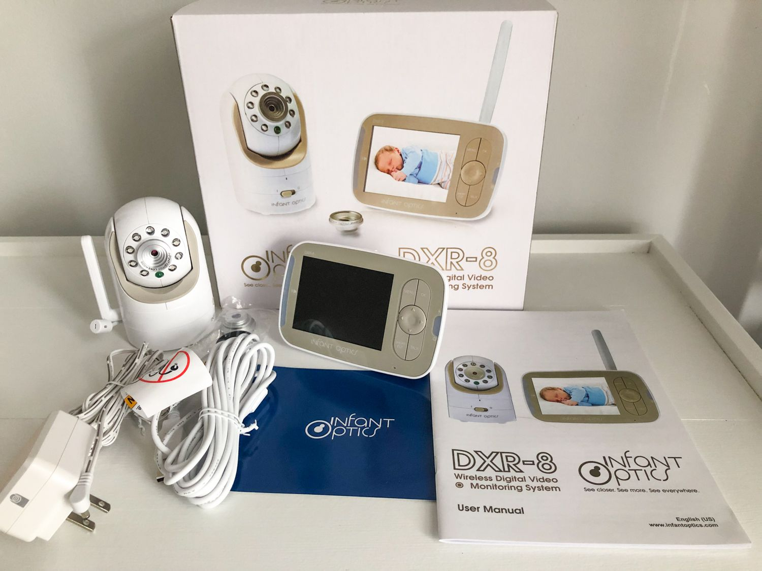 The 8 Best Video Baby Monitors To Buy In 2019 Wall Occupancy Sensor Wiring Diagram Free Picture