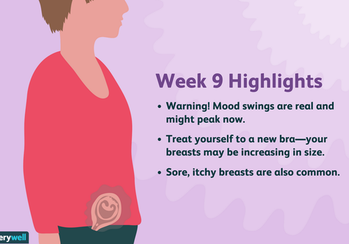 week 9 pregnancy highlights