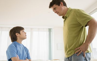 Get kids to listen by giving effective instructions.