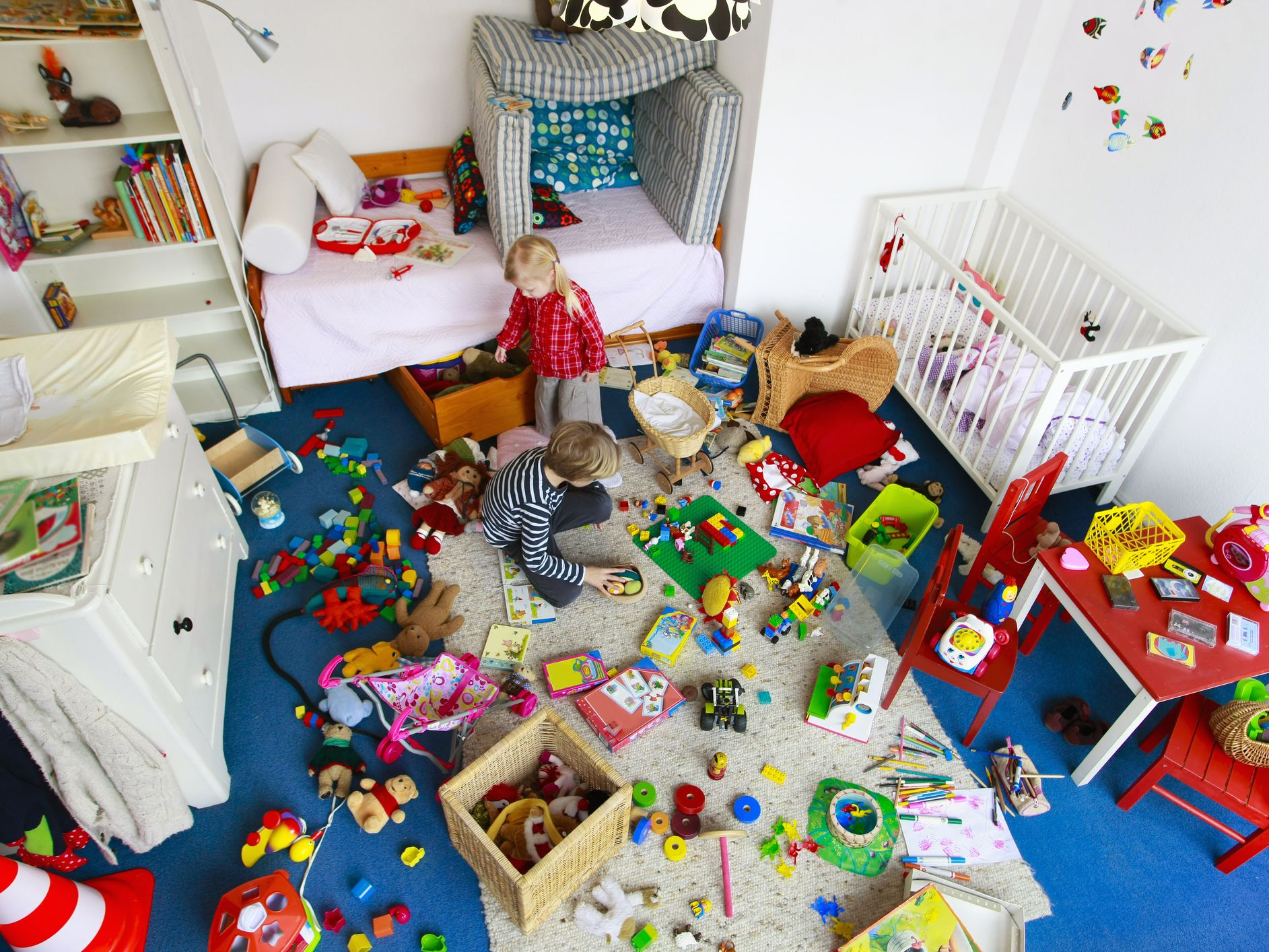 How To Avoid Having Too Many Toys
