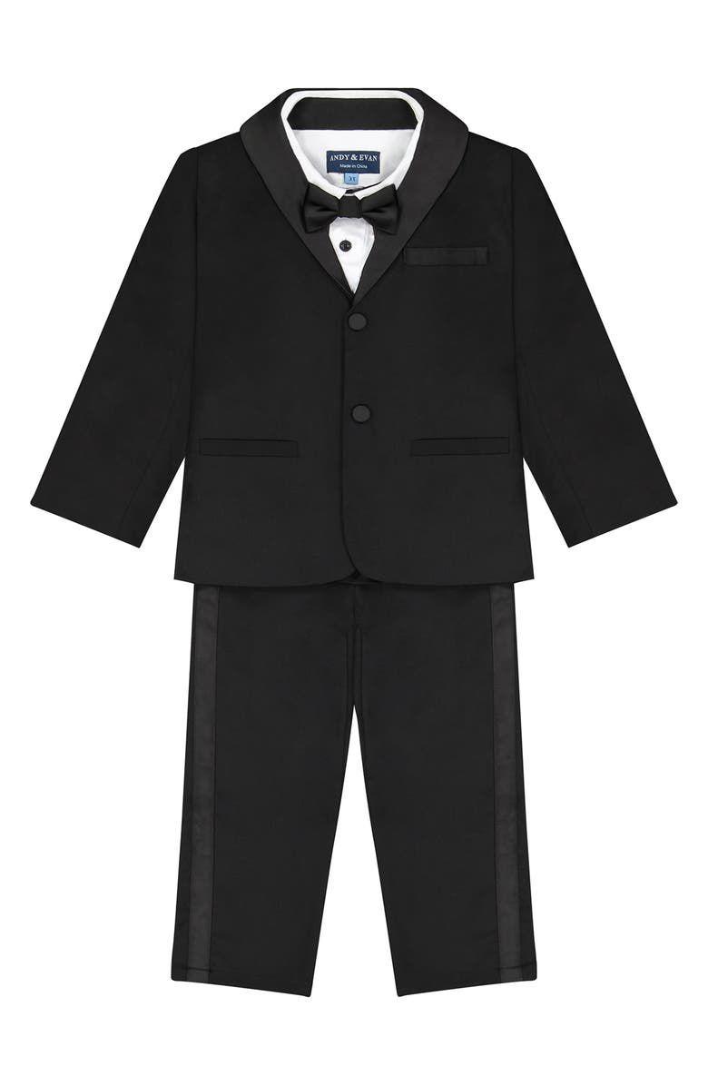Kids' Four-Piece Tuxedo Set ANDY & EVAN