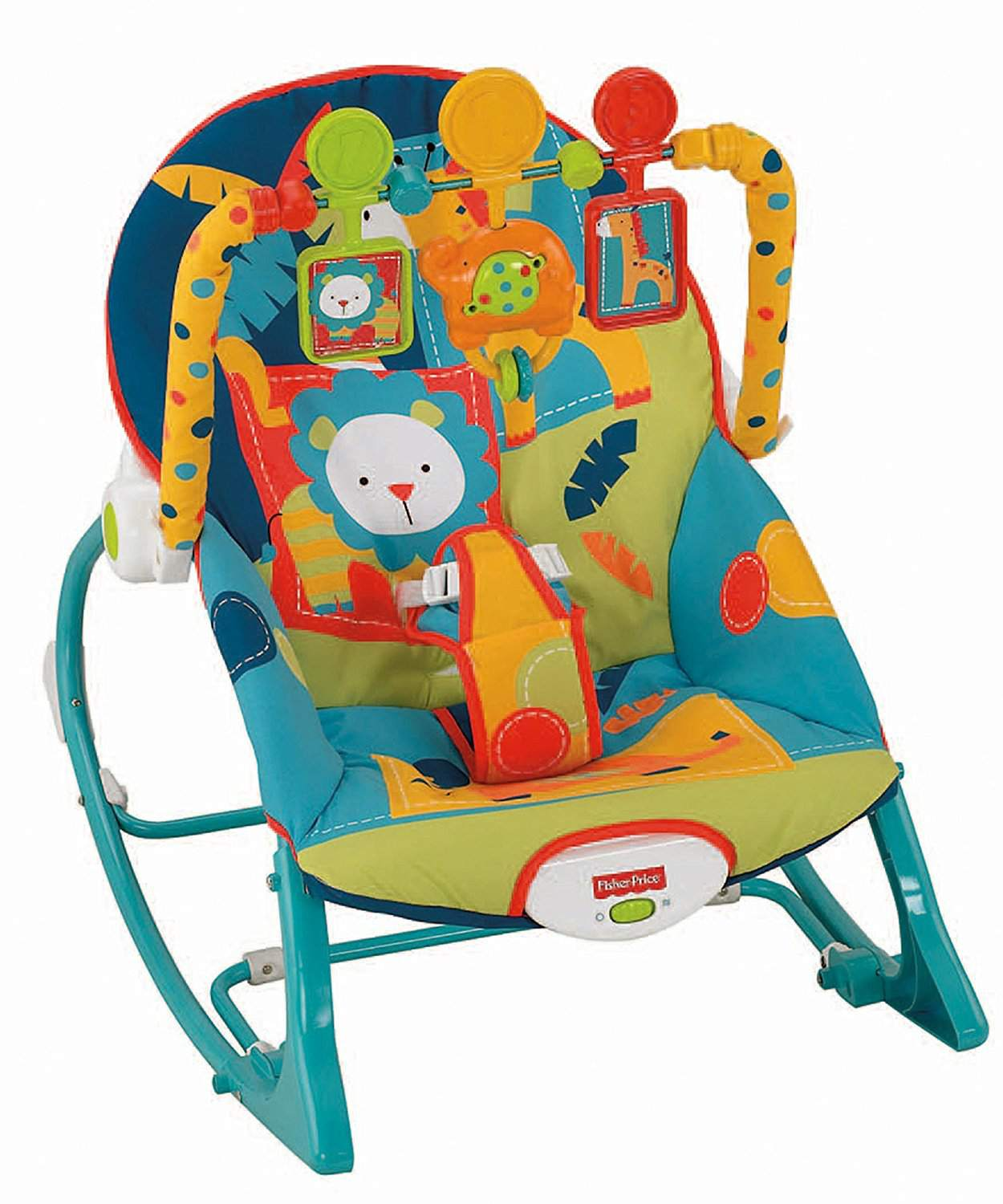 The 8 Best Baby Bouncers To Buy In 2018 Fisher Price Infant Toddler Pink Rocker