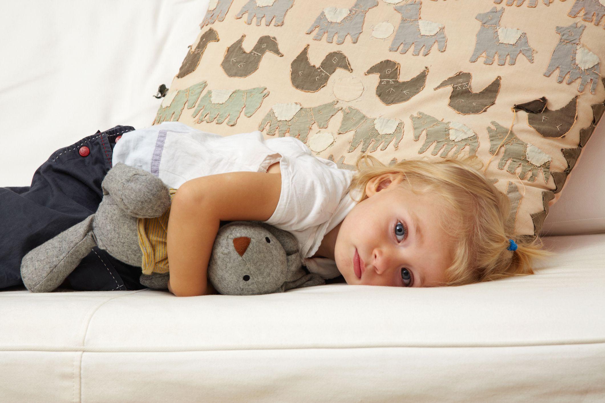 Study Links Toddler Behavior Problems to Celiac Disease