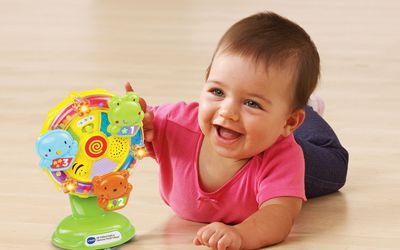 Toys For A 9 Month Old : The best baby bouncers and jumpers reviews