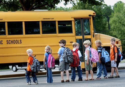 School Bus Safety For Children