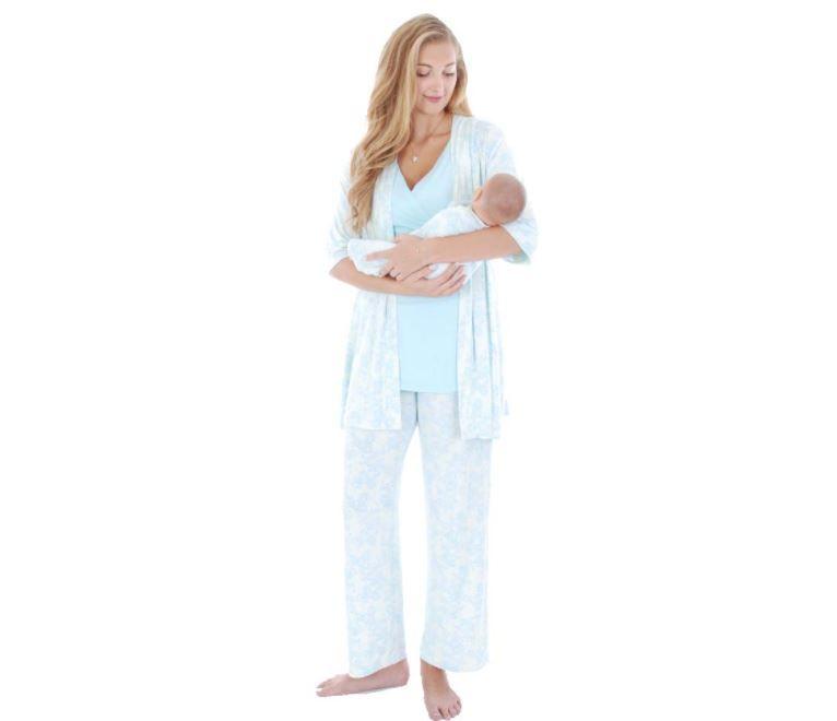 Everly Grey Roxanne Nursing Set