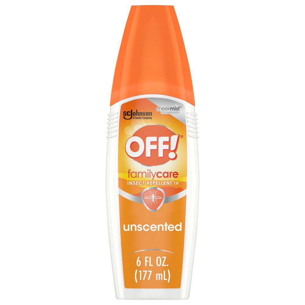 OFF! FamilyCare Insect Repellent IV, Unscented