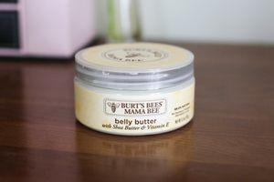 Burt's Bees Belly Butter