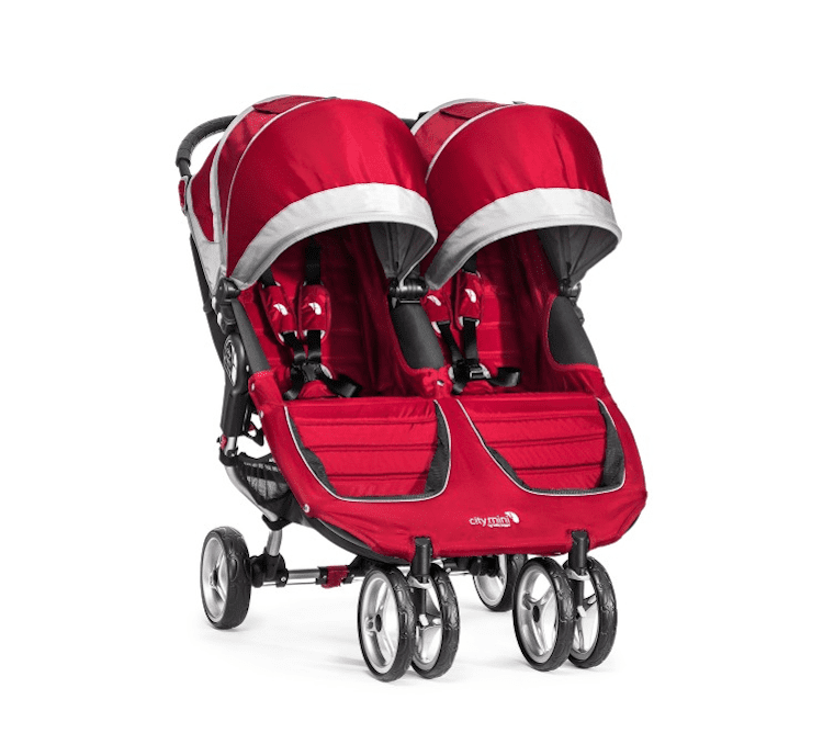Baby Jogger City Mini Double Stroller For Twins Review