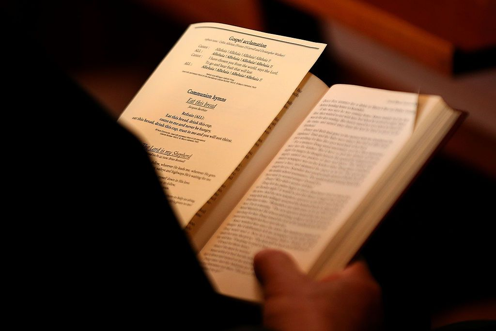Non-Religious Reading Suggestions for a Child's Funeral