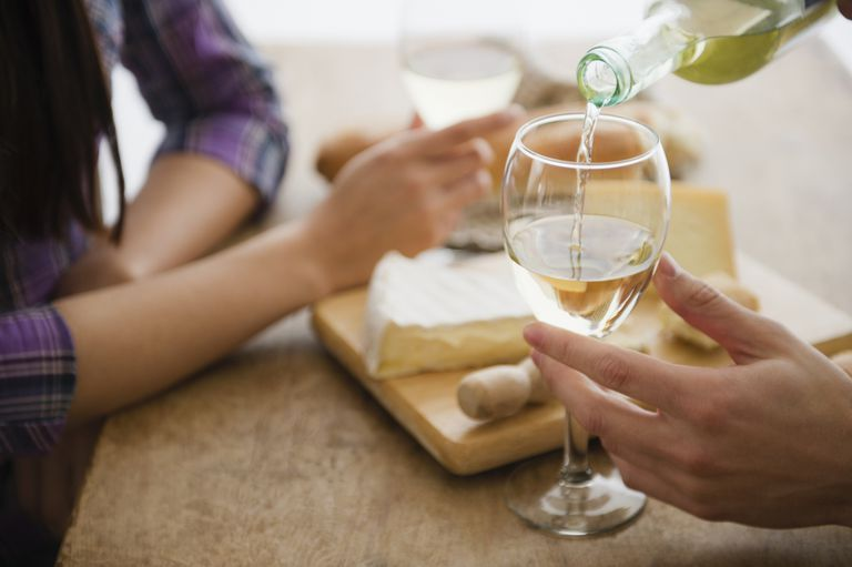Avoid soft cheese and alcohol if you're pregnant.