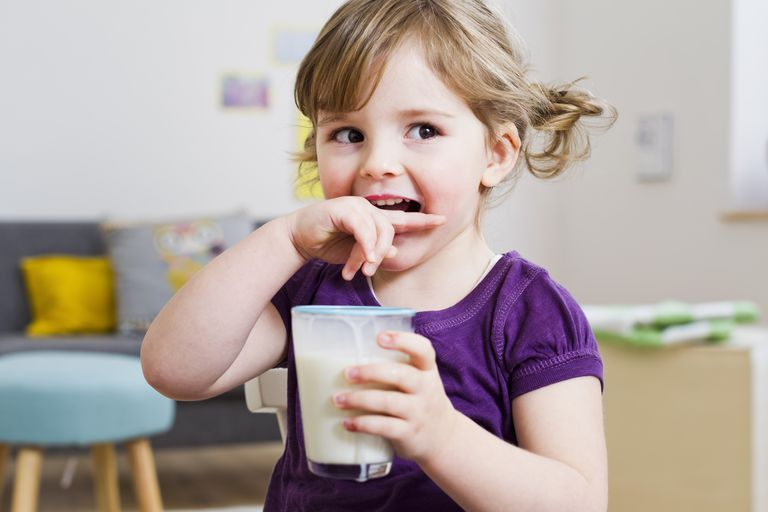 Could Your Toddler Be Lactose Intolerant?