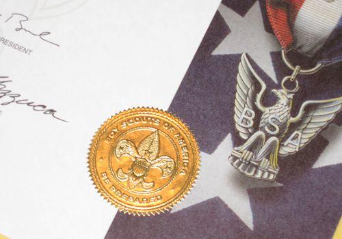 Eagle Certificate