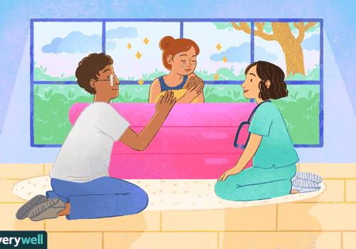home birth illustration