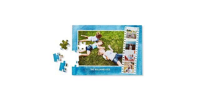Shutterfly Design Your Own Puzzle
