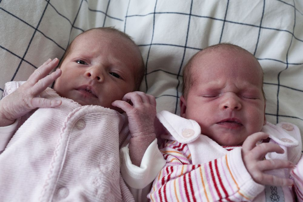 mistakes made by new parents of twins and multiples