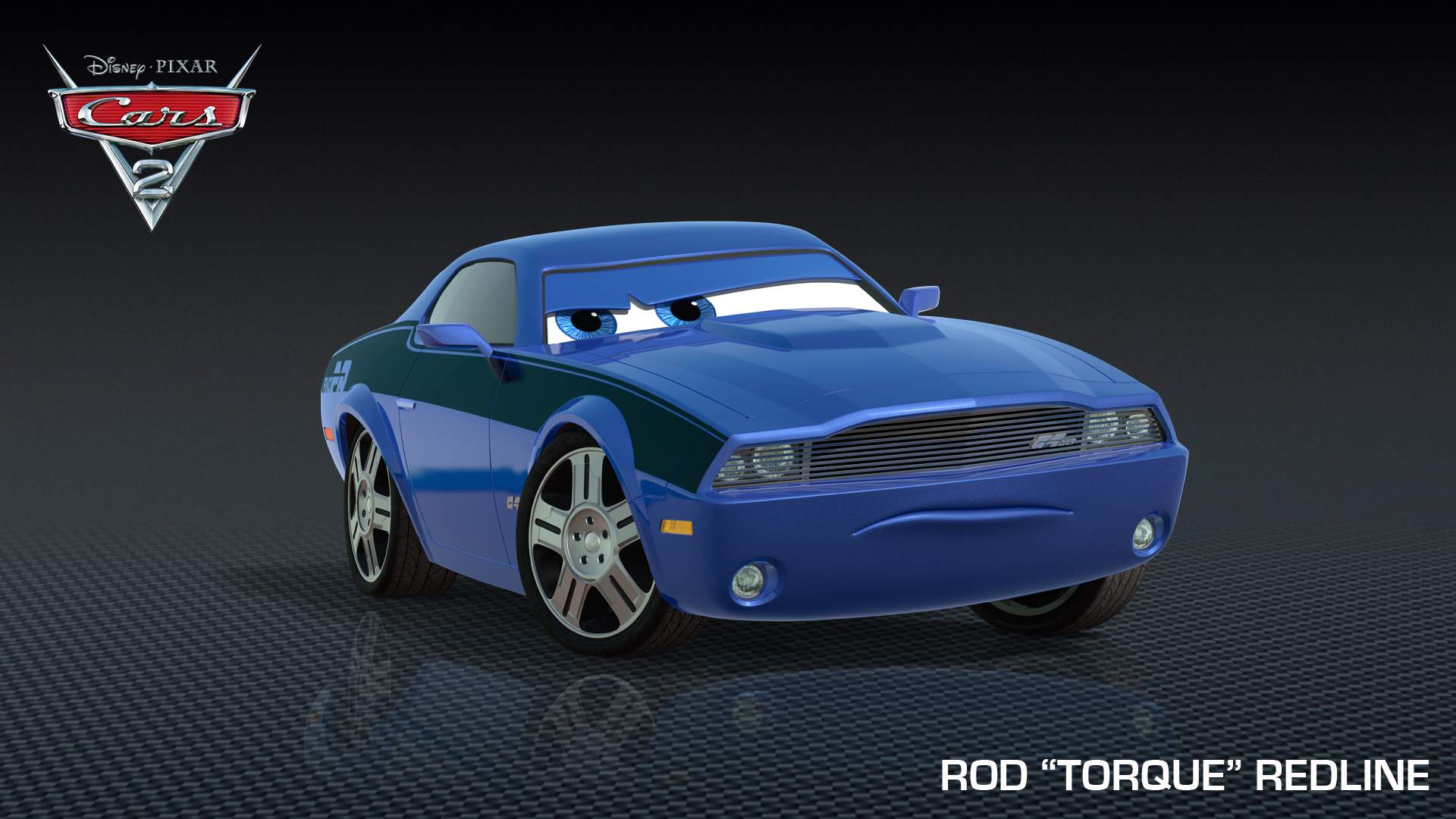 Rod Torque Redline A Character In Disney Pixar S Cars 2 Is Voiced