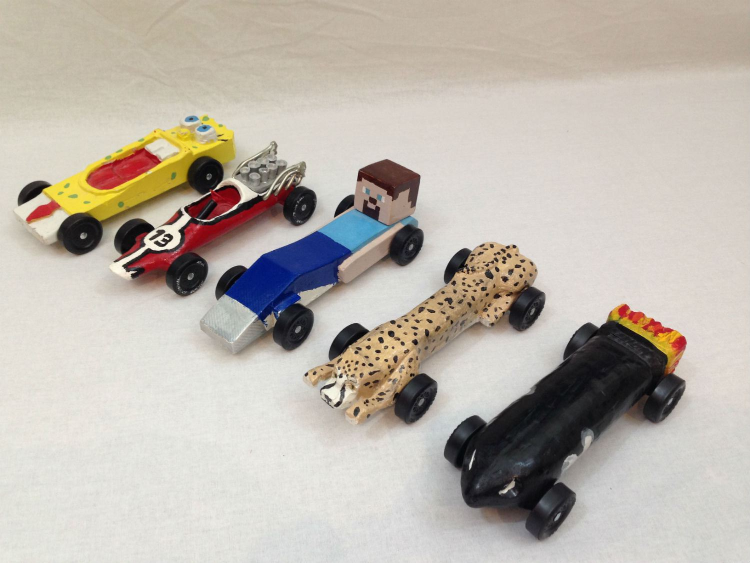 Awesome Pinewood Derby Cars