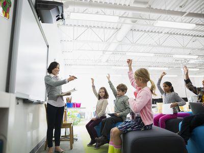 Children in Innovative School