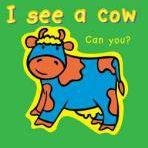 Ich sehe eine Kuh