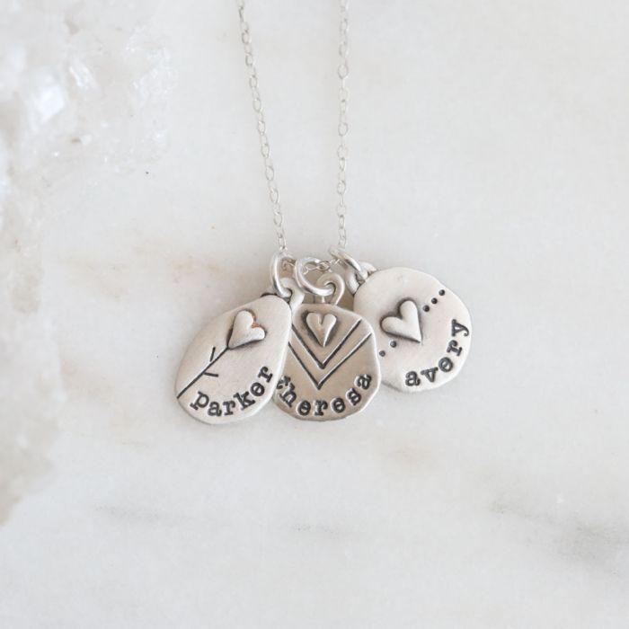"""Lisa Leonard """"Jumble of Love"""" Necklace"""