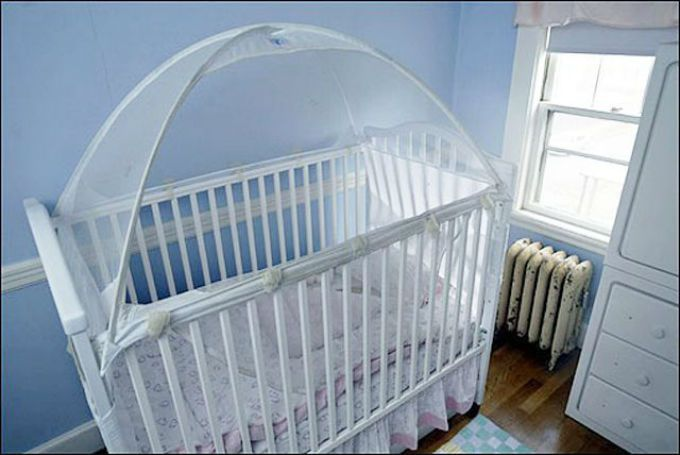 Are Crib Tents Safe